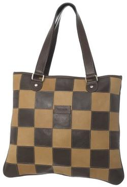 Produktbild Ledertasche Patchwork Bag